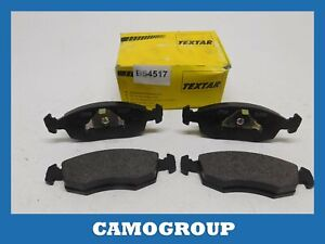 Pills Front Brake Pads Pad Textar For FIAT Doblo Ducato