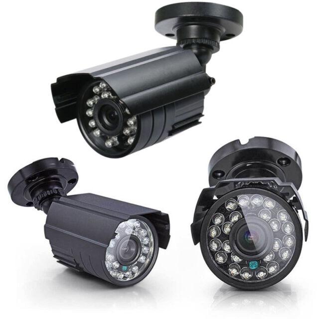 700TVL Waterproof Outdoor CCTV Security Camera IR Colour Night Vision 3.6mm Lens
