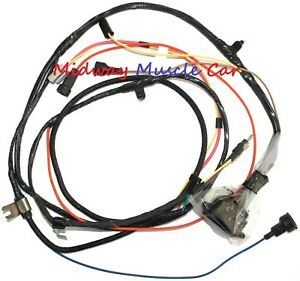 Details about HEI engine wiring harness V8 67 68 69 Chevy Impala Caprice on