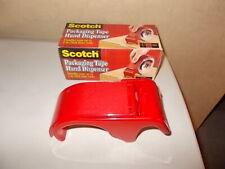 Scotch Packaging Tape Hand Dispenser Dp300 Rd