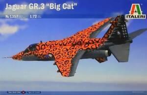 SEPECAT-JAGUAR-GR-3-034-BIG-CAT-034-SPECIAL-RAF-MARKINGS-1357-1-72-ITALERI