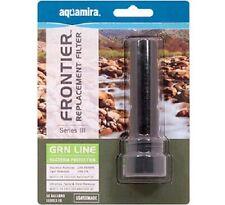 Aquamira Aq67013 GRN Series III Frontier Replacement Water Filter