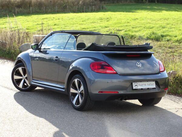 VW The Beetle 1,4 TSi 150 Sport Cabriolet DSG - billede 5