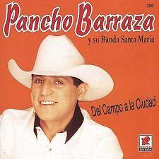 Barraza, Pancho Del Campo a La Ciudad CD ***NEW***
