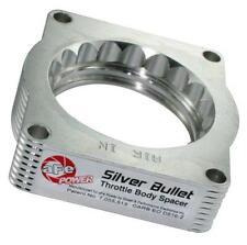EcoBoost afe Silver Bullet Throttle Body Spacer 11-12 Ford F-150 V6 3.5L tt