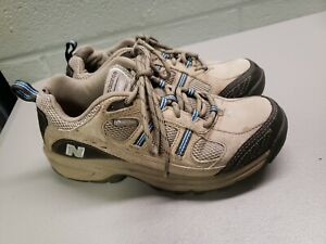New Balance 646 Brown Suede Hiking Trail Shoes Women's Size 8.5 B WW646BR $120