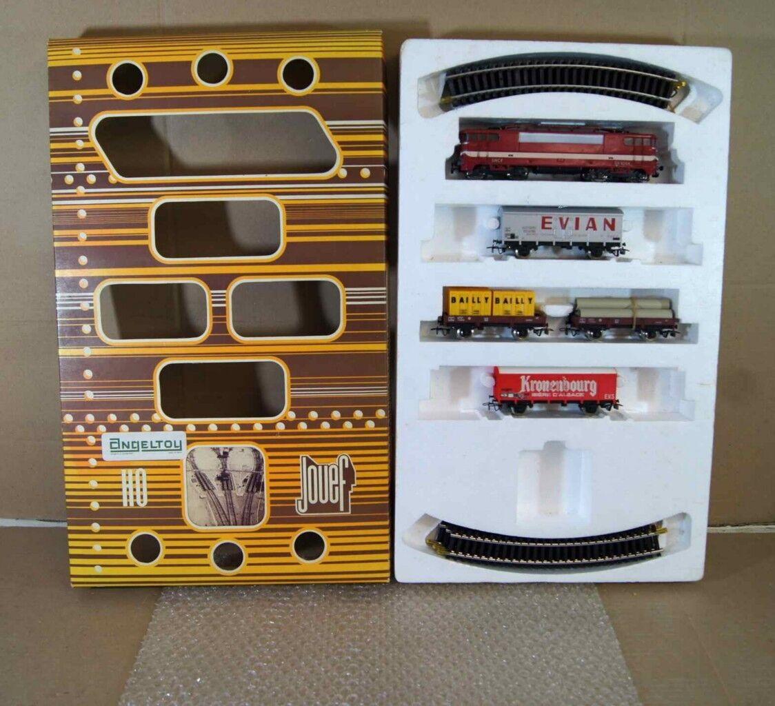 Jouef 7430 SNCF Klasse Bb 9288 Marcandises Marcandises Marcandises Express Set Neu Box Mu  | New Products  ab54c3