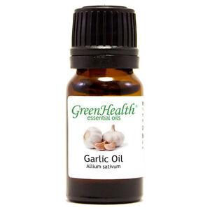 10-ml-Garlic-Essential-Oil-100-Pure-amp-Natural-GreenHealth