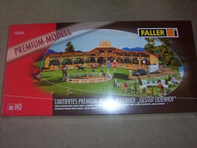 Faller 130540 Premium Modell, Reiterhof