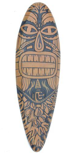 Décoration Planche de Surf 60 cm en maori tribal style planche de surf Set Deco hangboard Polynésie
