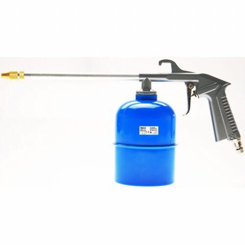 Art 1000ccm 3204 BGS Druckluft-Sprühpistole  für Reinigung- und Lösemittel