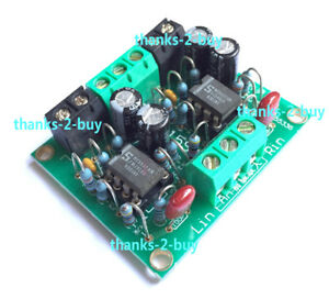 Details about NE5532 Class AA OP Amp Preamp / Headphone Amplifier Board Fit  for AD827 OPA2134