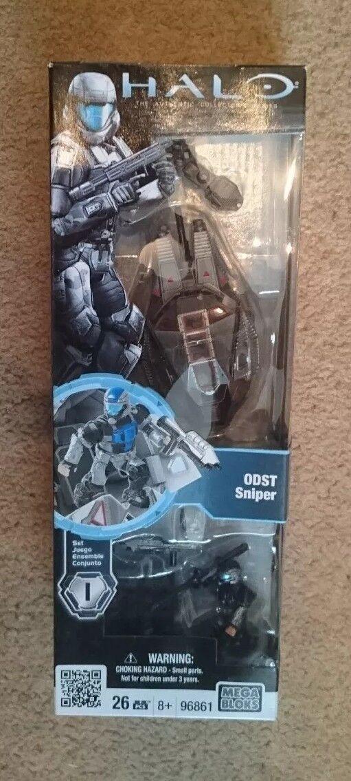 Mega Rare Halo Mega Bloks Drop pod no1.   96861