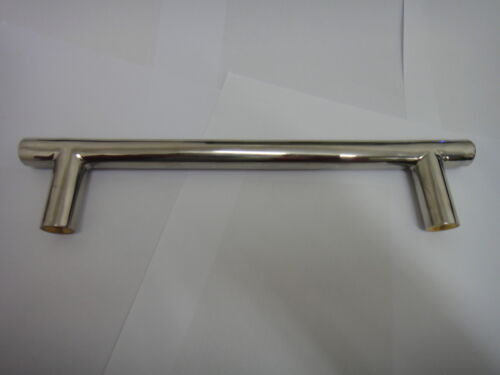 Arrone T Bar Tirador Acero Inoxidable Pulido 225 X 60 X 20mm-Nuevo