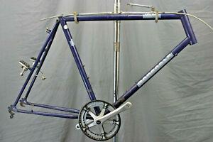 "Panasonic MC-7500 Bike Frame 16/"" Vintage Mountain Touring RASTA U-Brake Charity!"