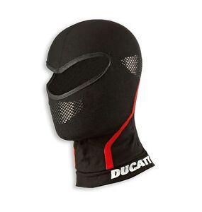DUCATI-PERFORMANCE-039-14-TECHNIQUE-Cagoule-Masque-de-tempete-Mask-Noir-Neuf