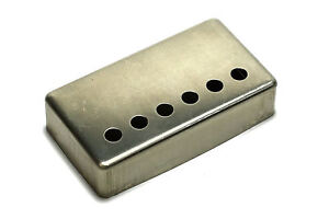 Humbucker-Pickup-cover-NON-plated-RAW-nickel-silver-1-15-16-034-49-2mm-for-Gibson