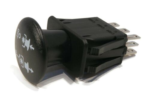 ZT2450 Zero-Turn Rider 7800379 Lawn Mower PTO Switch for Simplicity Axion 26 HP