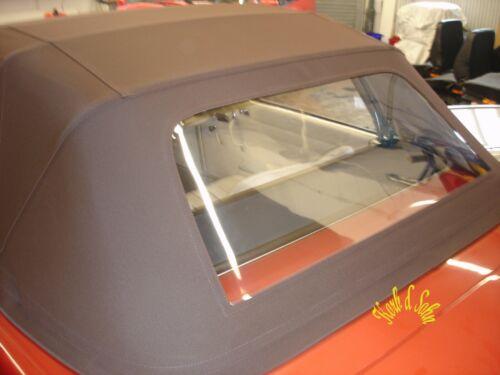 Audi 80 b4 Convertible Hood Blade Polish PVC Windows Polish Scratch Weg