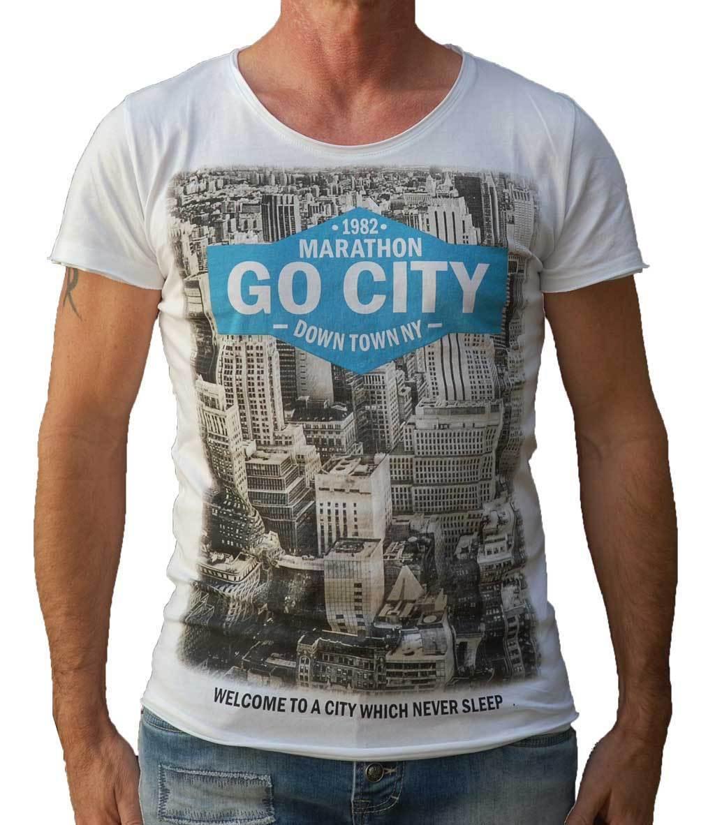 Go City Key Largo Herren T-Shirt