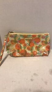 Lilly-Pulitzer-for-Estee-Lauder-Cosmetic-Makeup-Bag-9-X-5