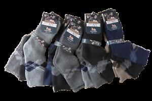 40-43 NEU! Softsail Herren Winter Angora Socken Strümpfe warm 3 Paar Gr