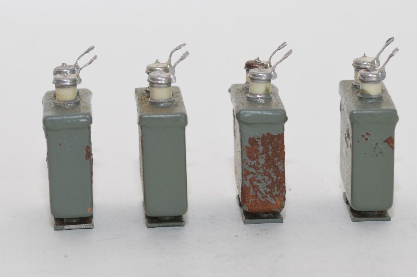 Vintage MP-Kondensator von Bosch NOS 0.1 µF // 250 V DIN Audio PIO Capacitor