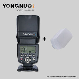 Yongnuo YN-560 IV YN560 IV Speedlight for Nikon D80 D800 D70 D700 D100 D600