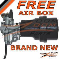 Suzuki Lt 50 Lt50 Carburetor & Air Filter Box 2002 2003 2004 2005 Lt-a 50 Carb A