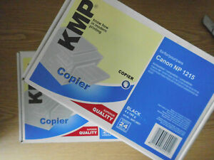 8-KMP-Toner-schwarz-fuer-Canon-NPG-1-NP1215-NP6212-NP6220-NP2020-NP1820