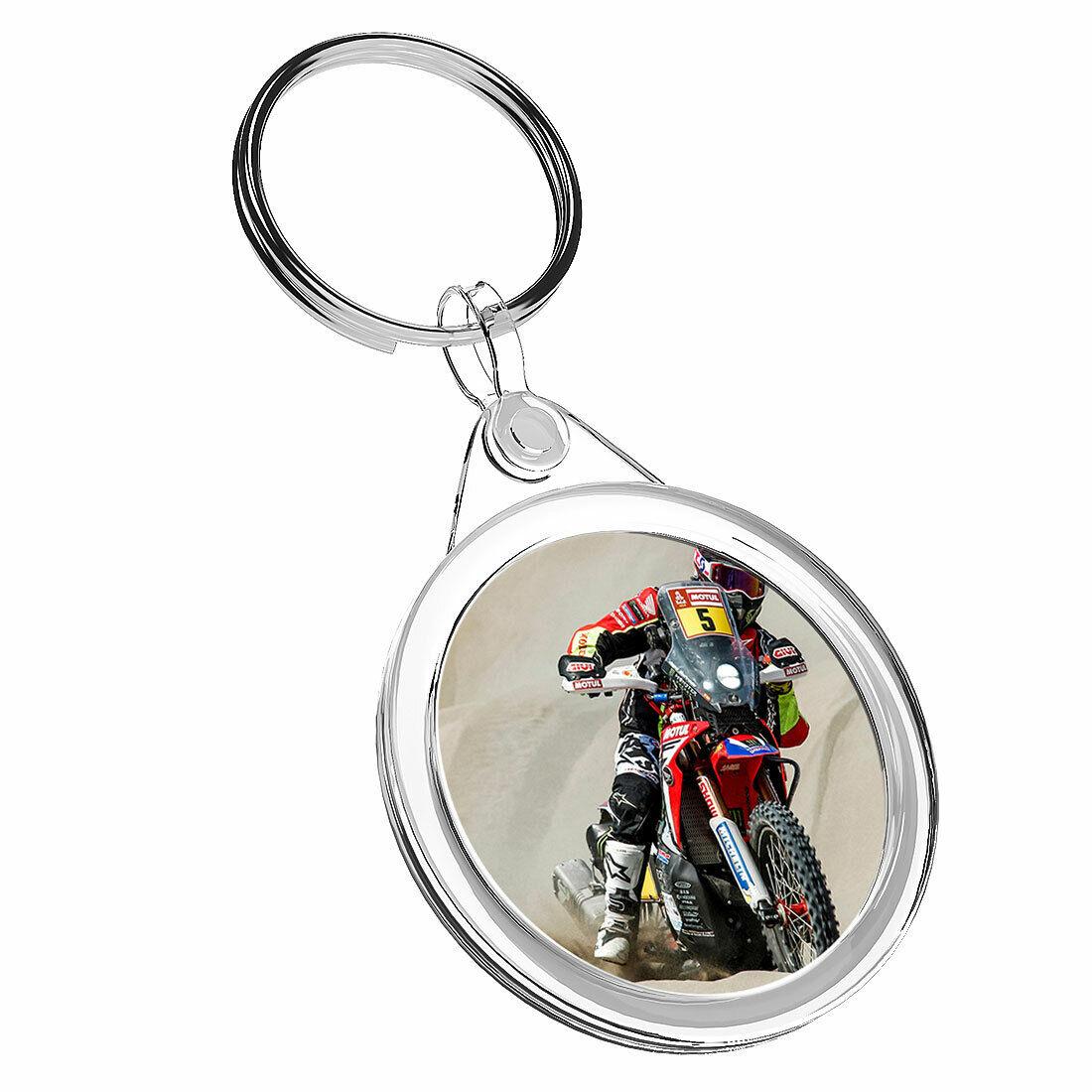 1 Dakar Rally Moto-Llavero X IR02 mamá DAD Niños Regalo de Cumpleaños #12515