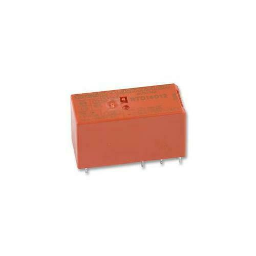 RTD14012 Schrack Components Relay PCB SPCO 12Vdc