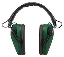 Caldwell E-Max Slim-Line Electronic Ear Defenders GREEN CALD-487557