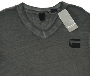 Gray T-Shirt Sizes S-2XL NWT Men/'s Raw G-Star Raw