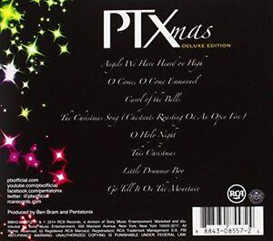 Ptxmas (deluxe Edition) Pentatonix Ptxmas 888430855724 | ...