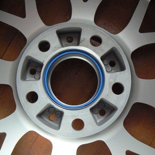 Zentrierringe von 82 mm auf 72.6 mm BMW BBS Felgen Alu RC RK CH RX LM RS