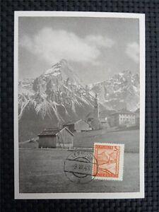 VATICAN MK 1950 KONZIL 1946 ST. ANGELA MERICI CARTE MAXIMUM CARD MC CM d8668