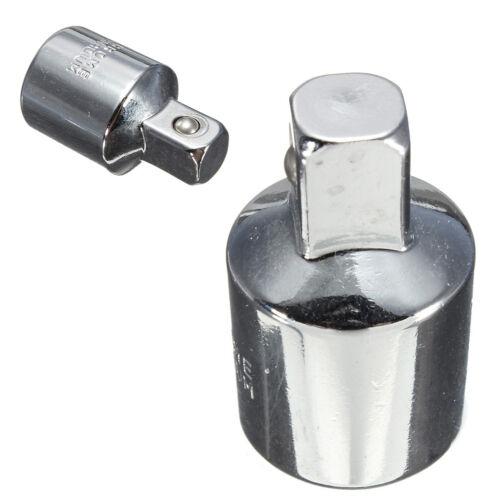 Conductor hembra Adaptador Enchufe macho 3//8 de pulgada para torque manual Llave