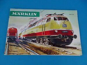 Marklin-Katalog-Catalog-1966-67-NL