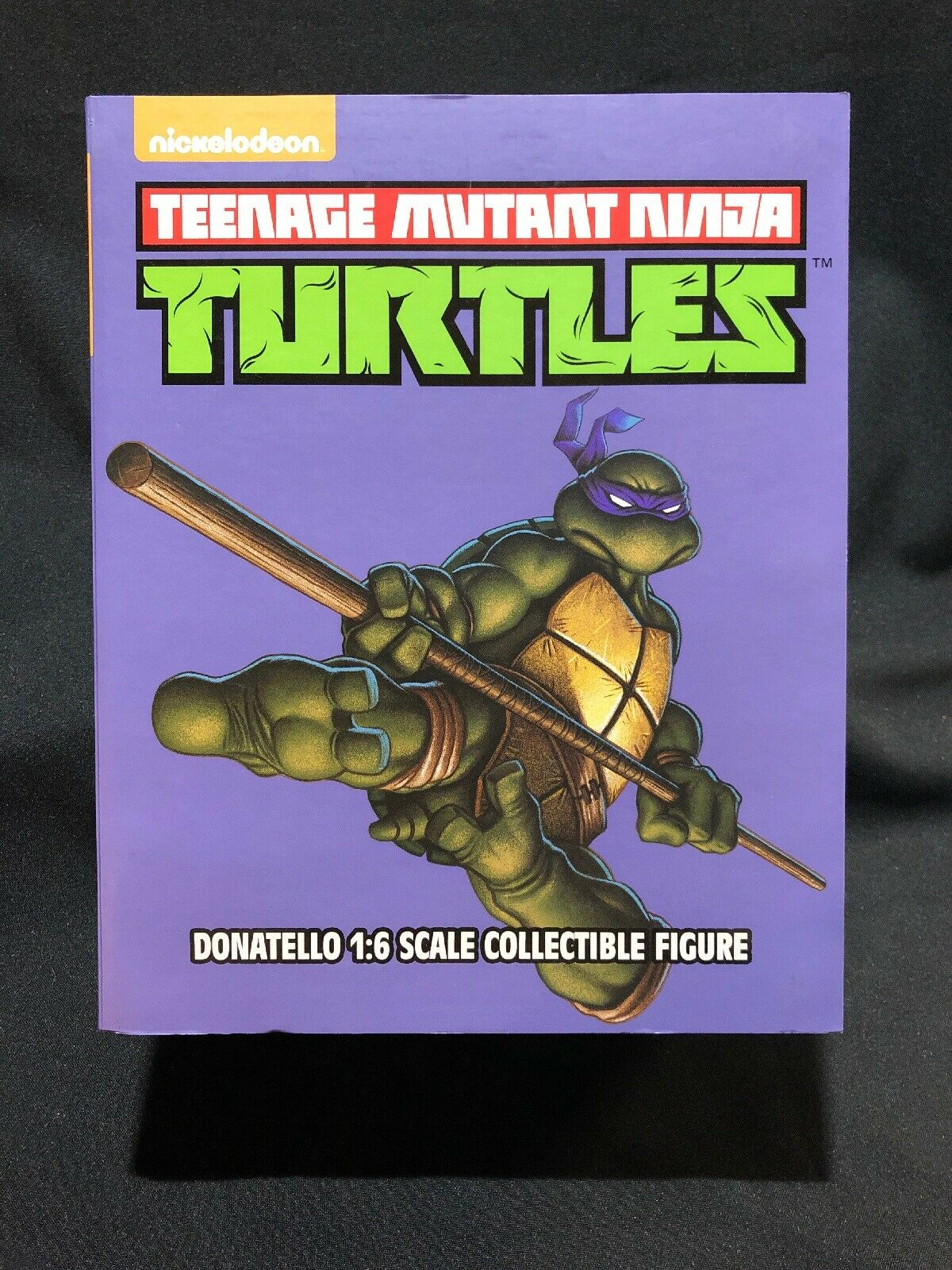 TMNT Donatell 1 6 Scale Collectible Figure Mondo Nickelodeon NIB Turtles 9-1 2""