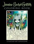 Jasmine Becket-Griffith Coloring Book: A Fantasy Art Adventure by Jasmine Becket-Griffith (Paperback, 2016)