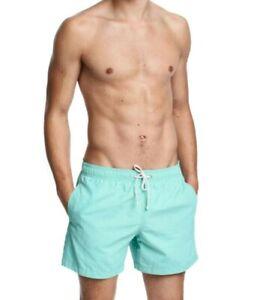 Mens-New-D-amp-H-Swimming-Shorts-Quick-Dry-Trunks-Swimwear-Beach-Summer