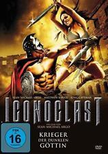 Iconoclast - Krieger der dunklen Göttin Sean-Michael Argo  DVD Neu!
