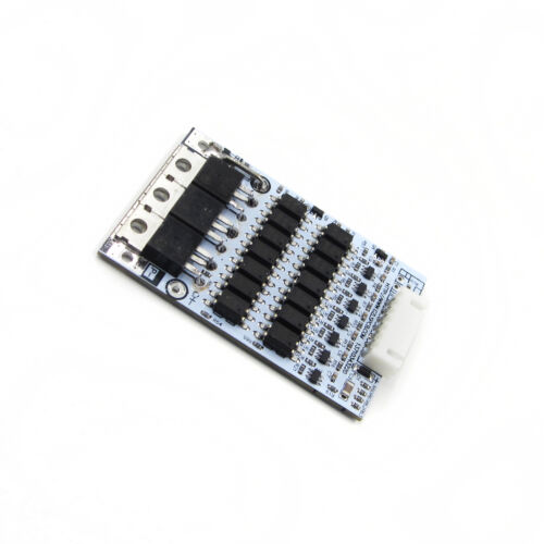 Lithium Battery Protection BMS PCB Board With Balance solar panel Cell max 60A