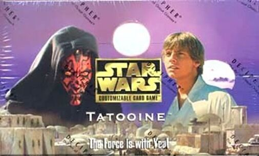 Tatooine complete 99 bild Master Set with ALTERNATE IMAGES