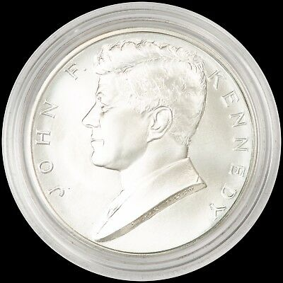 - RAW COIN IN CAPSULE!! 2015 John F Kennedy Silver Medal Chronicles Set