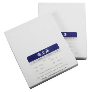 2-Boxes-Shanghai-GP3-4x5-Black-amp-White-B-W-B-amp-W-Negative-ISO-100-Sheet-Film-Fresh