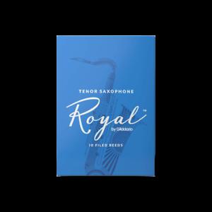 EINZELBLATT DAddario Royal Tenorsaxophonblätter Stärke 4