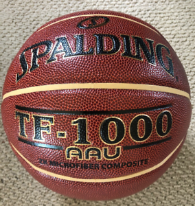 """NEW Spalding TF1000 Classic Composite Leather Basketball 29.5/"""""""