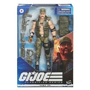 GI Joe Classified Series Gung Ho 07 Wave 2 Action Figure NIB - In Stock